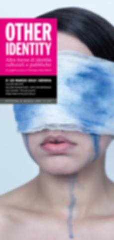 Cartolina Fronte-Other Identity 10x21.pn