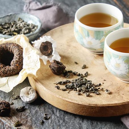 La Storia del tè in Cina