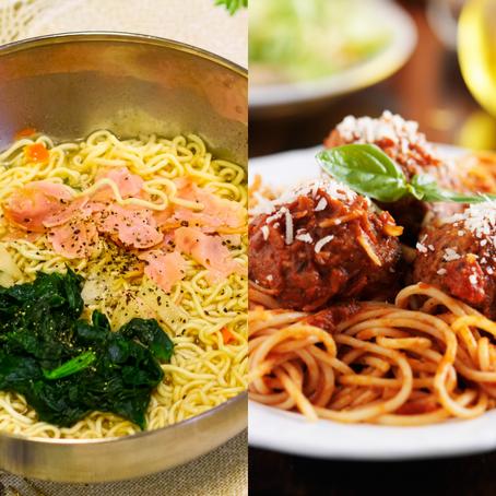 Alla scoperta del cibo tra Italia 🇮🇹 & Cina 🇨🇳