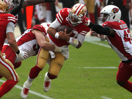 Anavarathan: 49ers struggle in three key areas, as team falls flat in season opener vs. Cardinals