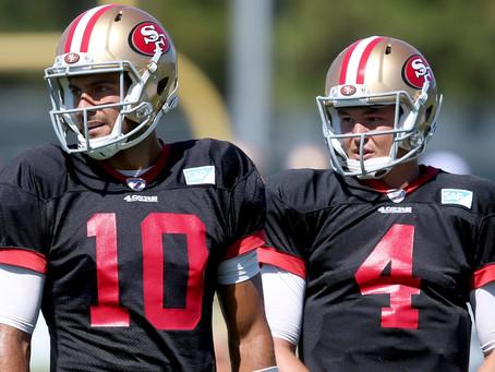 49ers' Training Camp Primer: How will QB Jimmy Garoppolo respond to last season's heartbreak?