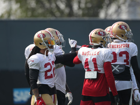 Why the 49ers are disrespecting Emmanuel Moseley by not naming him a starting cornerback