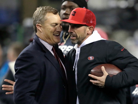 Anavarathan: 49ers' front office swings for the fences, will it pay off?