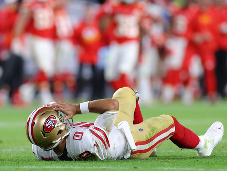 Film Room: Jimmy Garoppolo's missed Super Bowl throw stings five months later