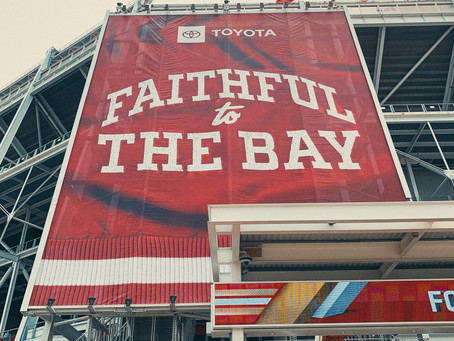 San Francisco 49ers launch Faithful To The Bay campaign ahead of 2020 season