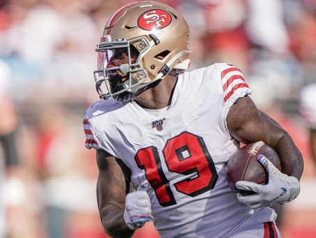 Anavarathan: 49ers' WR Deebo Samuel looks to fill leadership void in Year Two
