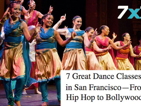 7 Great Dance Classes in San Francisco – From Hip Hop to Bollywood