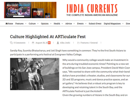 Culture Highlighted at ARTiculate Fest