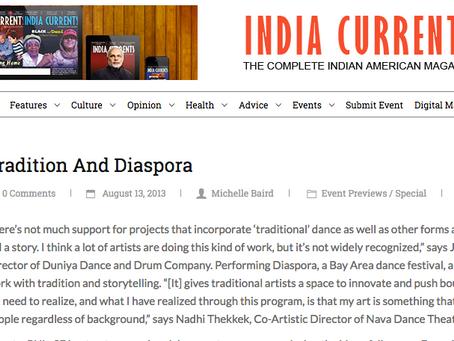 Tradition and Diaspora