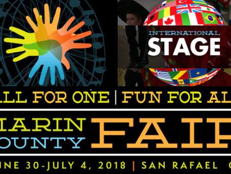 Duniya Performing at Marin County Fair 2018