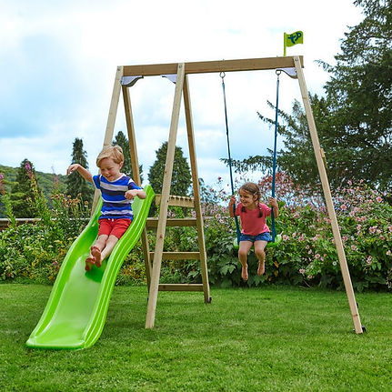 TP Play Swing and Slide Set
