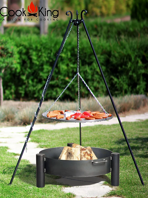 Cook King Tripod Grill