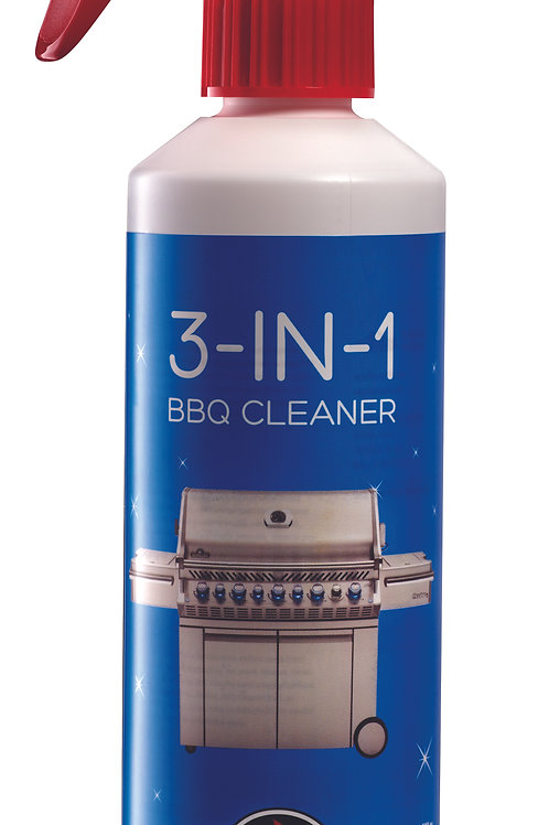 3 in 1 BBQ cleaner