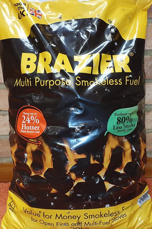 Brazier Multi Purpose Smokeless Fuel - 20kg