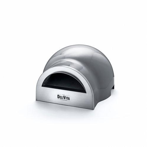 DeliVita The Hale Grey Pizza Oven