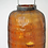 Thumbnail: Honeycomb Lantern Large - Amber