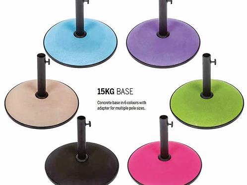Parasol Base - 15kg