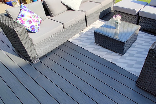 IRO Architectural Timber Decking