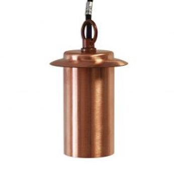 Lumena Pergolux Hanging Light - Copper (12v)