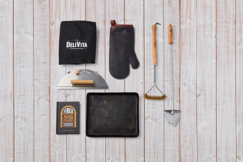 Wood Fired Bundle With Oven