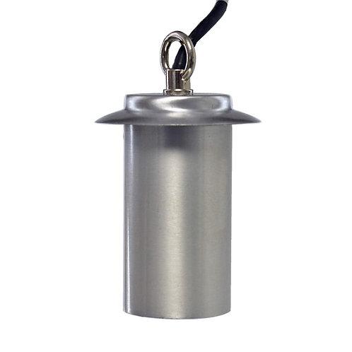 Lumena Pergolux Hanging Light - Silver (12v)
