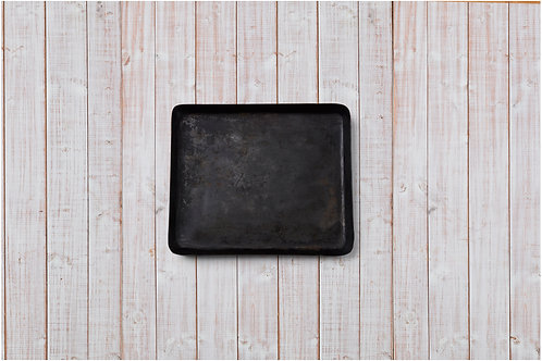 DeliVita Black Iron Dish