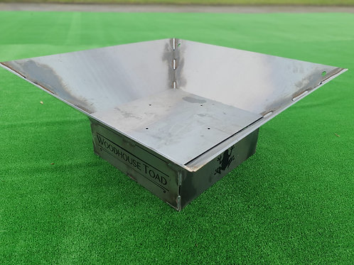 Woodhouse Toad Square Firepit - SM
