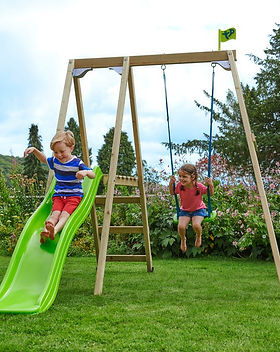 TP Swing & Slide Set