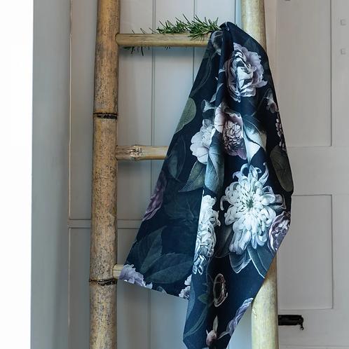 100% Cotton Kitchen Towel Flower