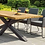 Thumbnail: Timor Dining Table (also available with 6 Seats)
