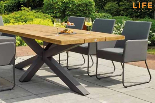 Timor Dining Table (also available with 6 Seats)