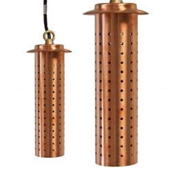Lumena Starlight Hanging Light - Natural Copper – (12v plug & play)