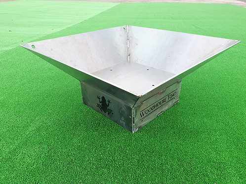 Woodhouse Toad Square Firepit -LRG