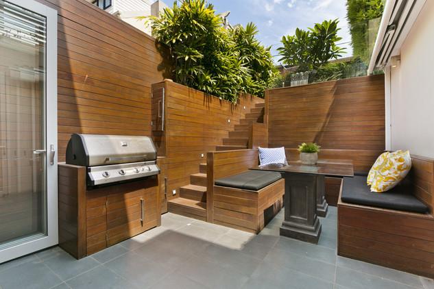 Bespoke Decked Garden Idea