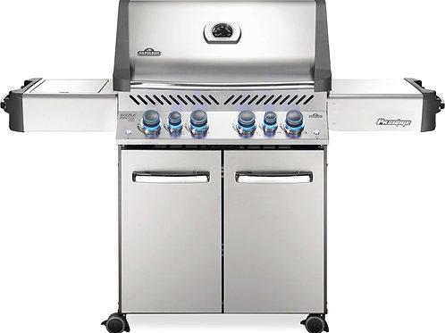 Napoleon Prestige® 500-3 stainless steel