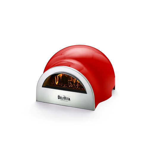 DeliVita The Chilli Red Pizza Oven