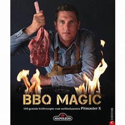 Napoleon BBQ Magic Recipe Book