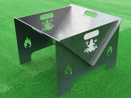 Woodhouse Toad Portable Firepit -LRG