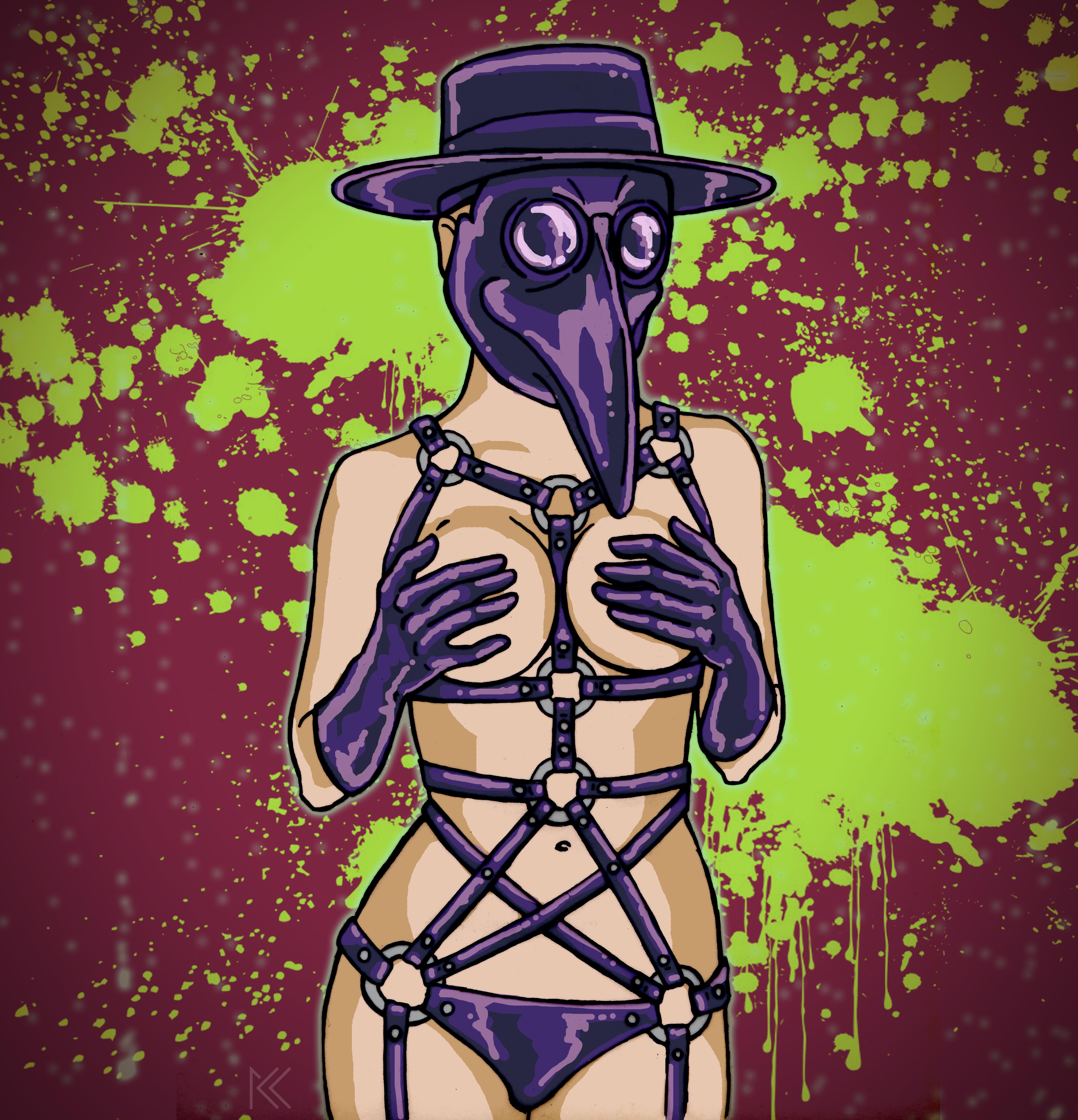 Plague Babe