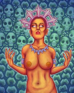 Many Faced Goddess