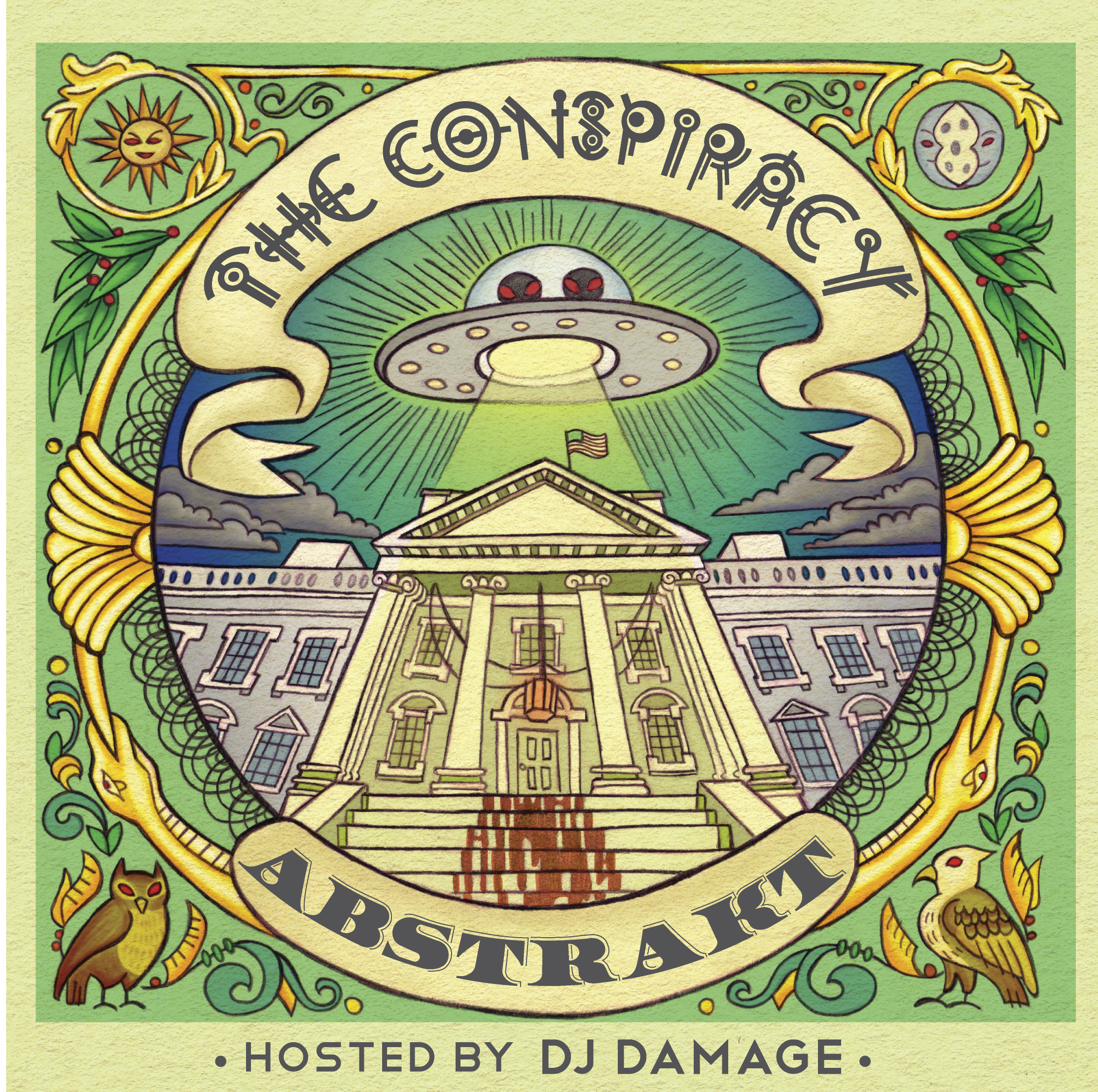 The Conspiracy – Abstrakt