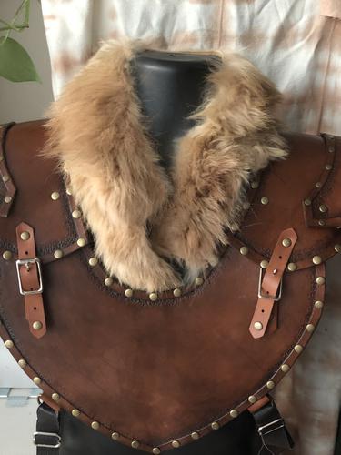 Custom Leather Armour