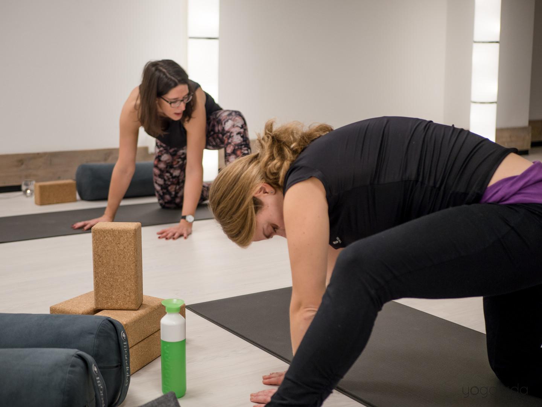 Yoganida_Prenatal yoga 8