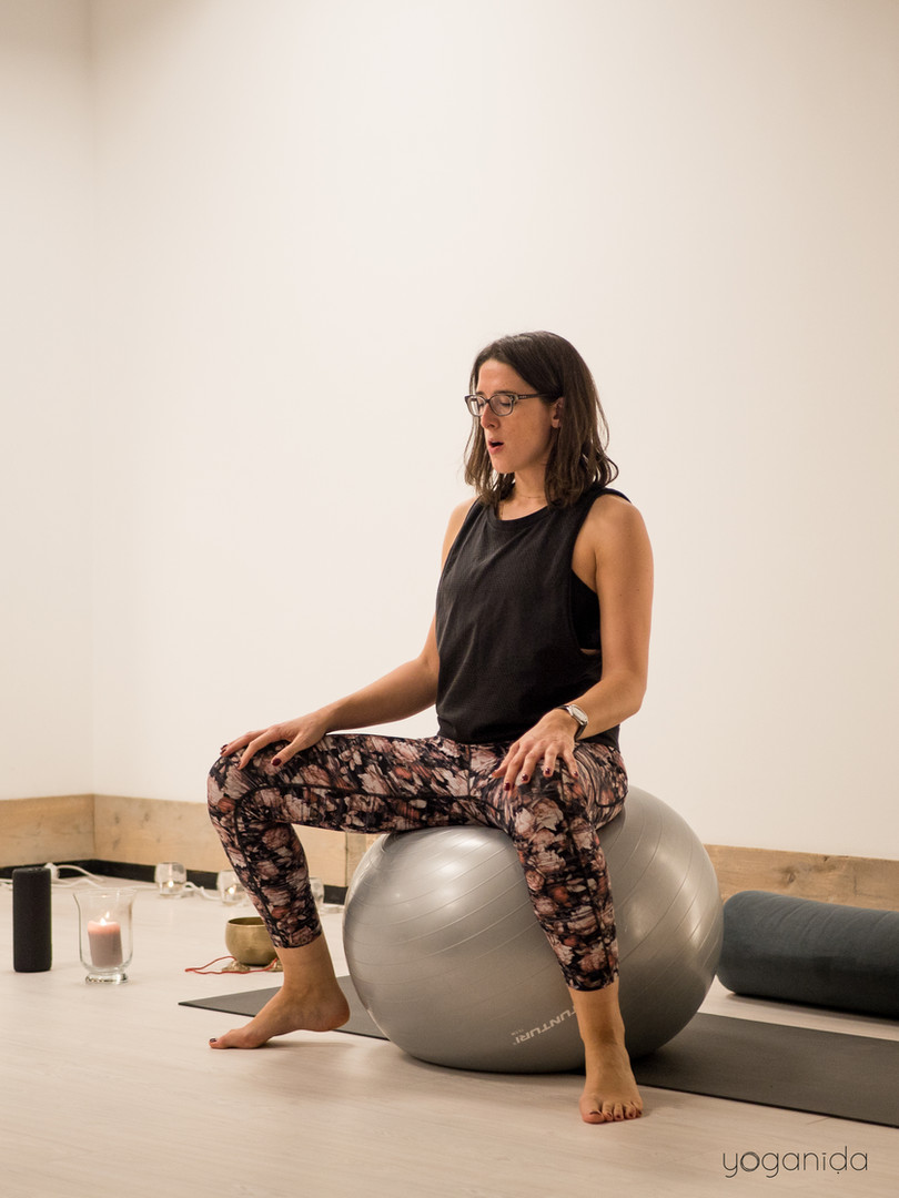 Yoganida_Prenatal yoga 5