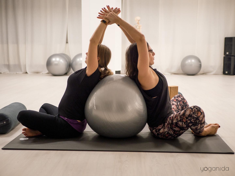 Yoganida_Prenatal yoga 7