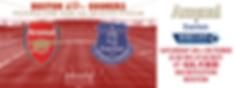 Next Arsenal match presented by Boston Gooners at Lir