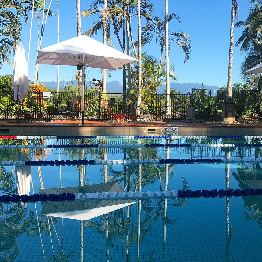 Mirage Country Club Lap Pool