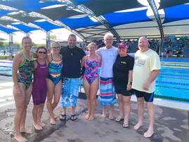 Swimfit cleans up at GBR Masters Games