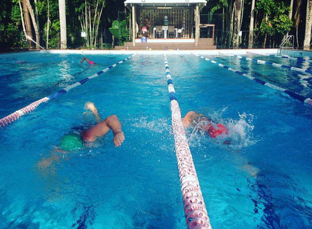 7 Reasons swimming should be part of your fitness routine