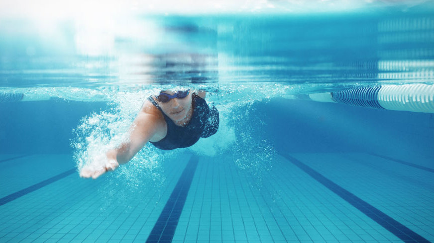Find your confidence in the pool (4-Week Program)